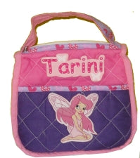 Fairy - Quilted purse