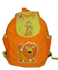 Animal -  Quilted School bag