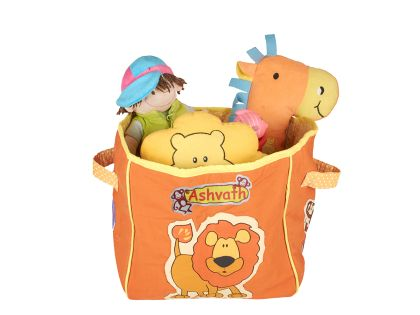 Jungle friends - Toy Basket