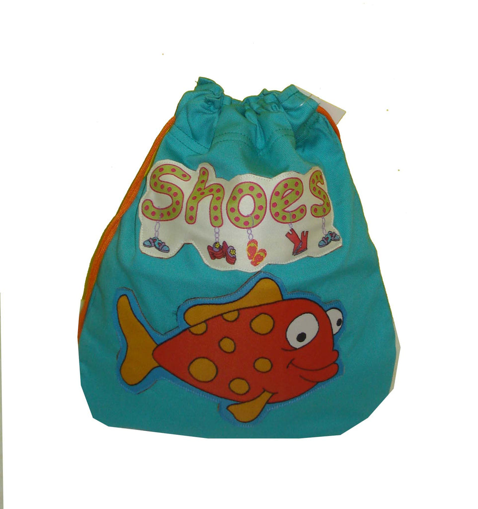 Let's go fishing - Shoe Bag