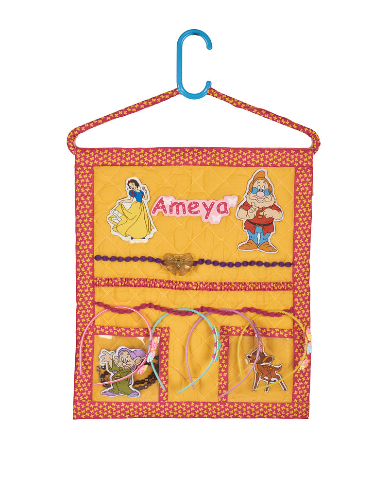Snow white - Hairclip Medium Organizer