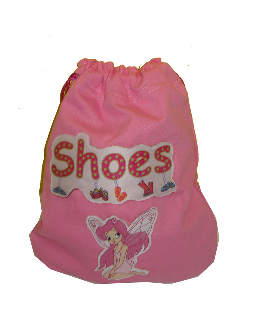 Tinkerbell- Shoe Bag