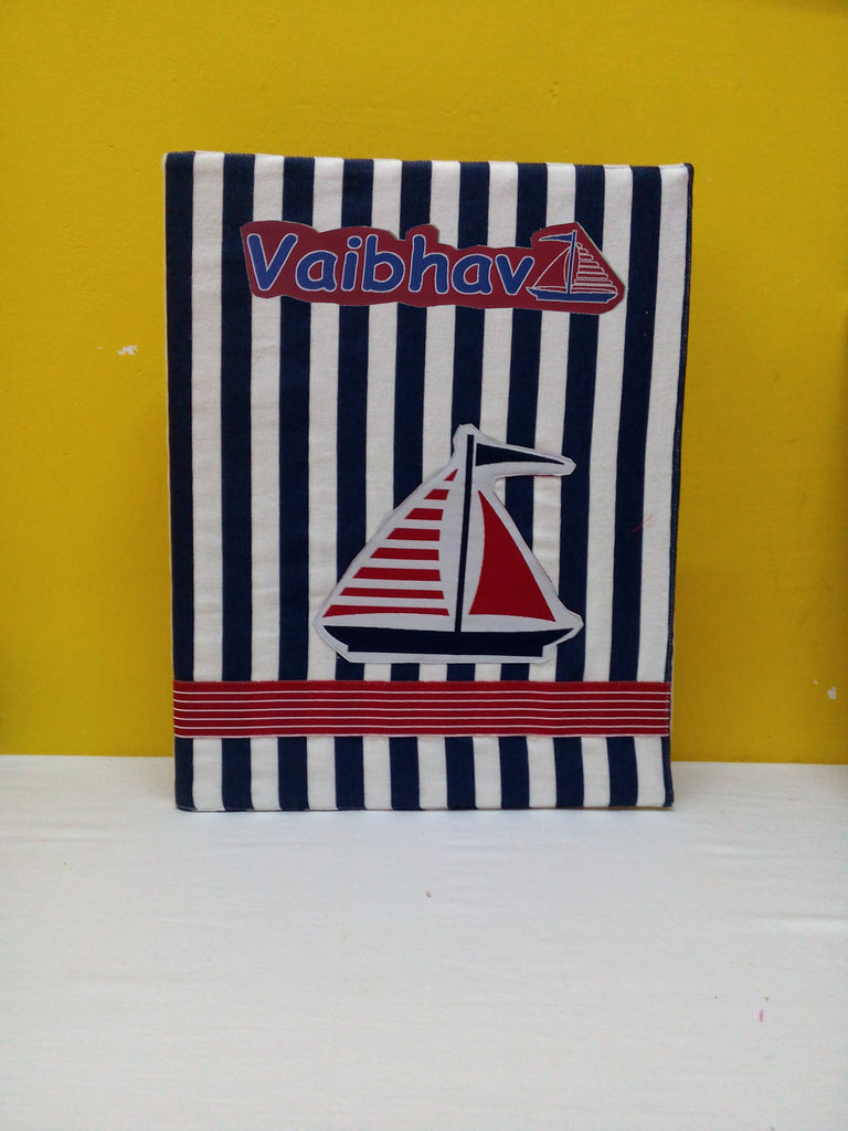 Sailboat - File Folder