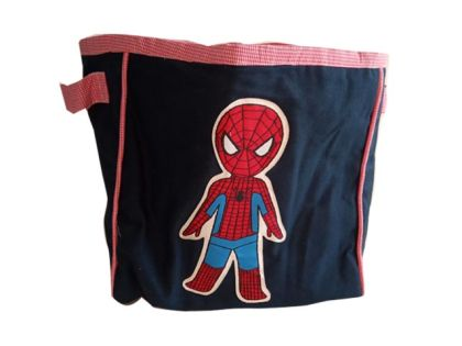 Super Hero - Toy Basket