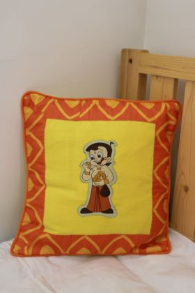 Little Bheem- Cushion Cover