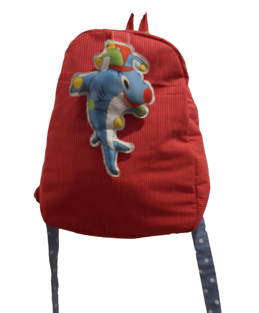 Morphy the whale- Toddler bag