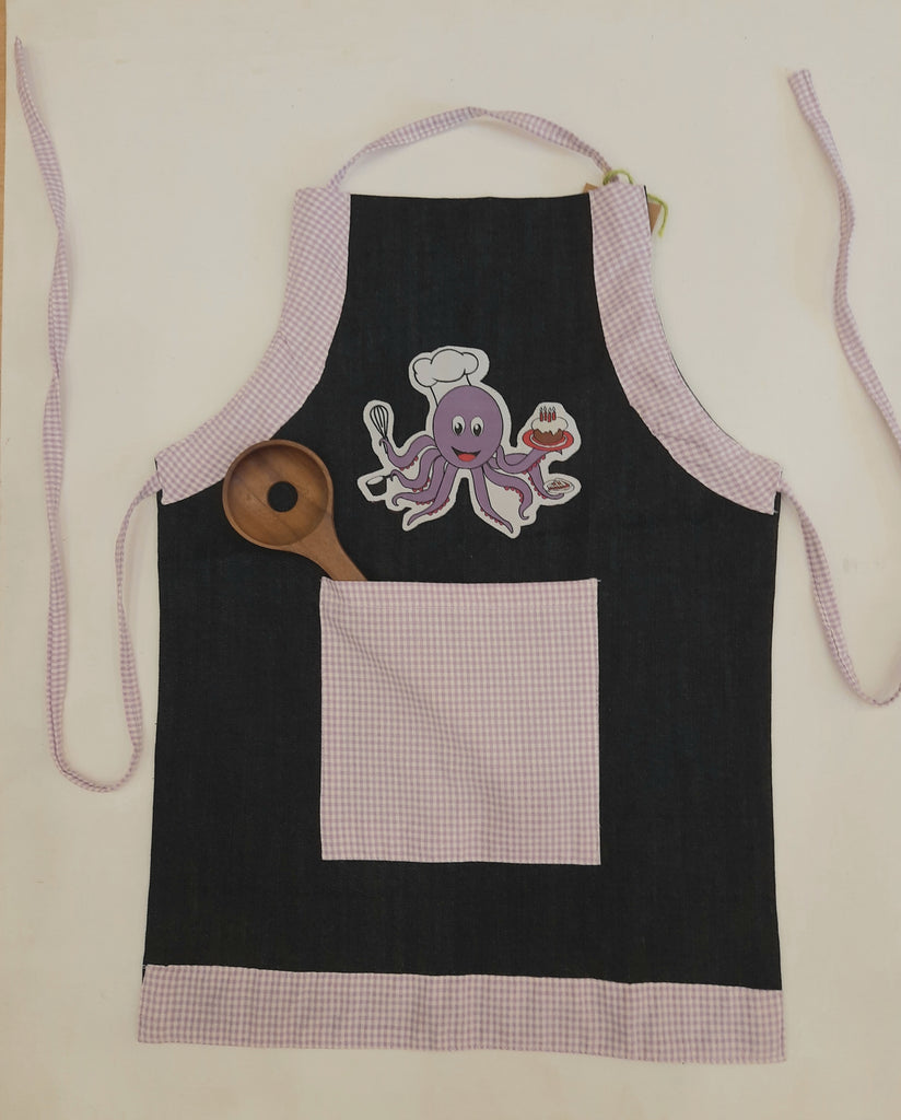 Cookie the octopus - Apron