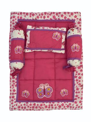 Butterfly -  Baby bed set