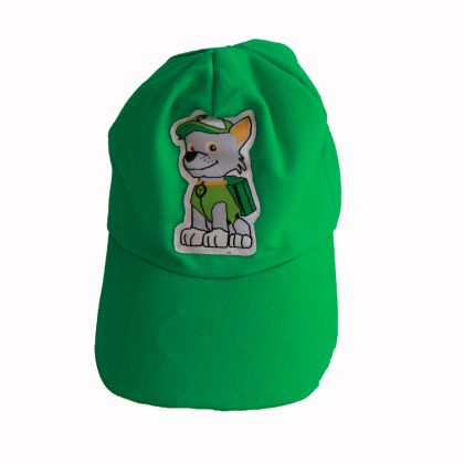 Pups go green - Caps