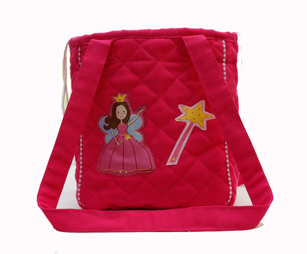 Princess Tiya drawstring lunch bag
