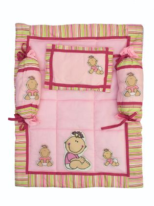 Baby love- baby bed set