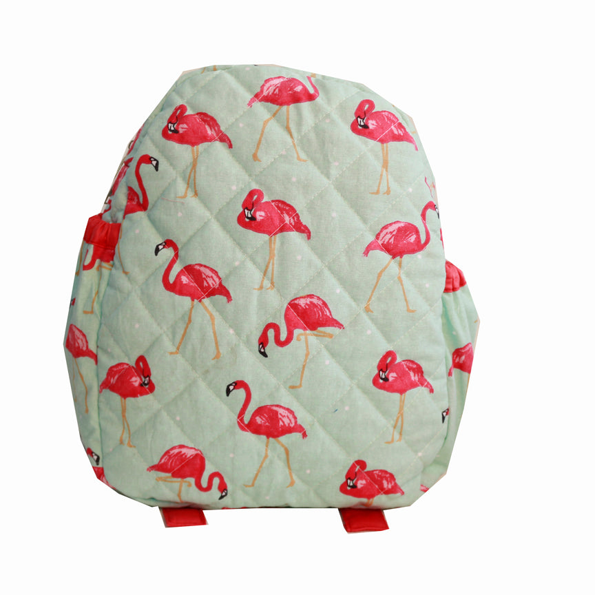 Flamingo - Junior School Bag