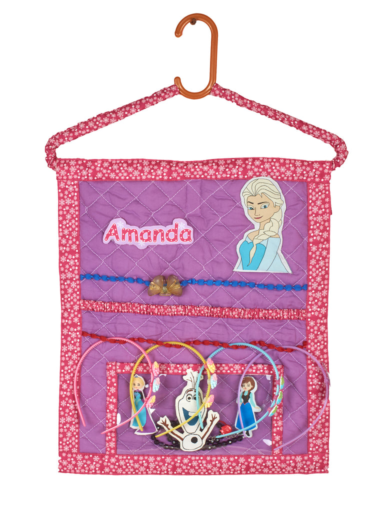 Anna and Elsa- Hairclip Medium Organizer