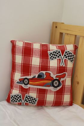 Race car - Cushion Cover