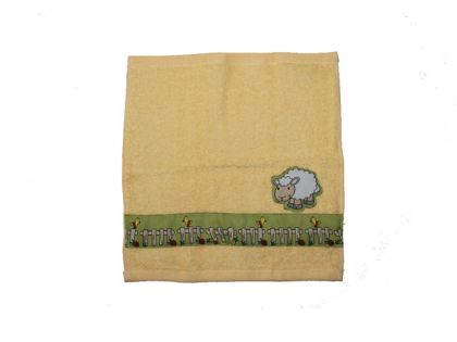 Farm -Face Towel