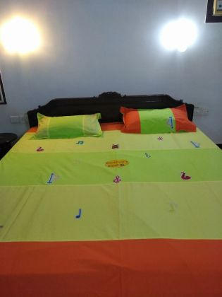 Music - Double Bed Sheet