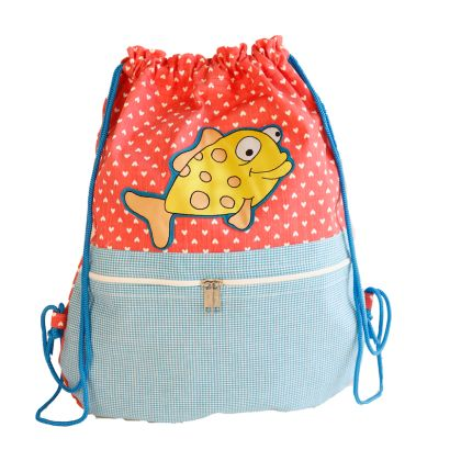 Freddie the fish - Swim bag