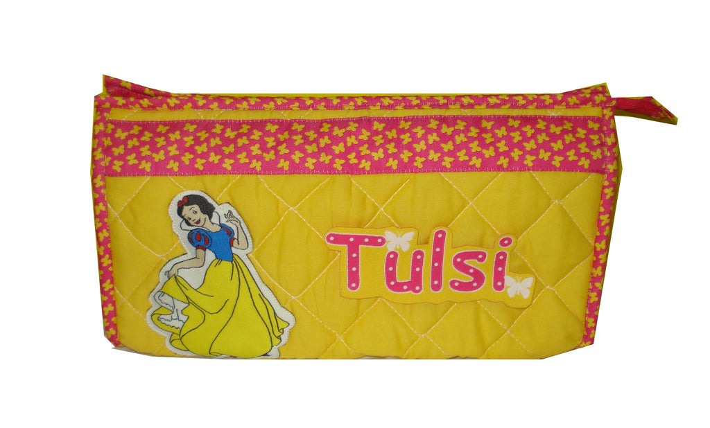 Snow white- Toiletry Pouch