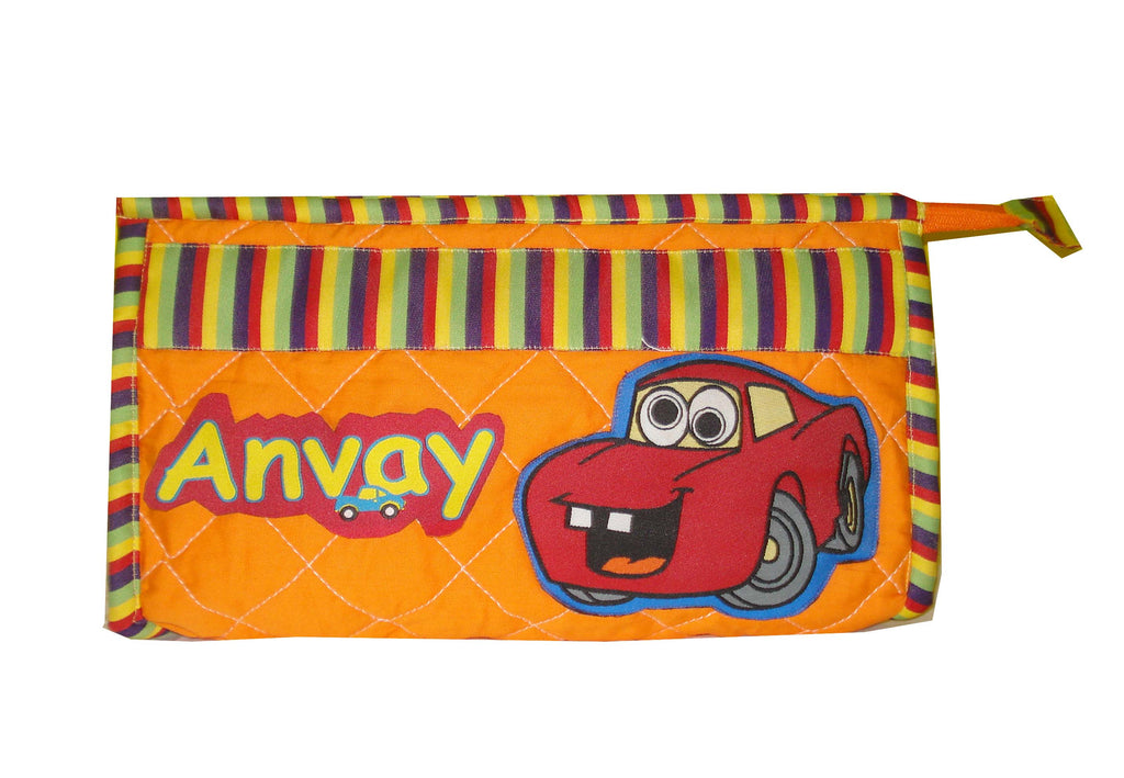 Crazy Cars- Toiletry Pouch