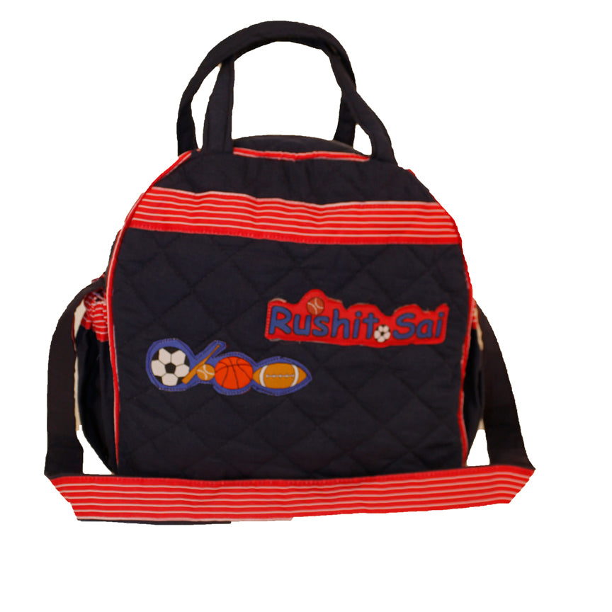 Sports - Lunch Bag with sling