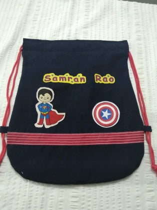 Super hero - Swim bag