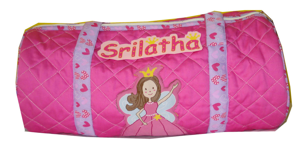 Princess Tiya Duffle Bag