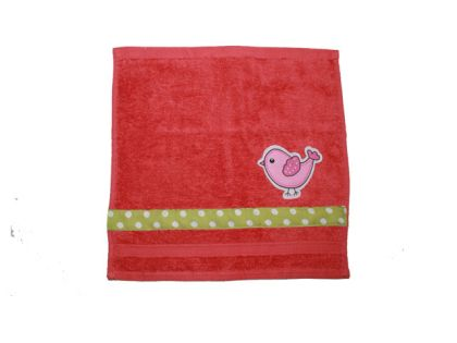 Little bird -Face Towel