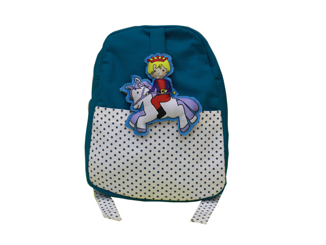 Prince - Toddler Bag