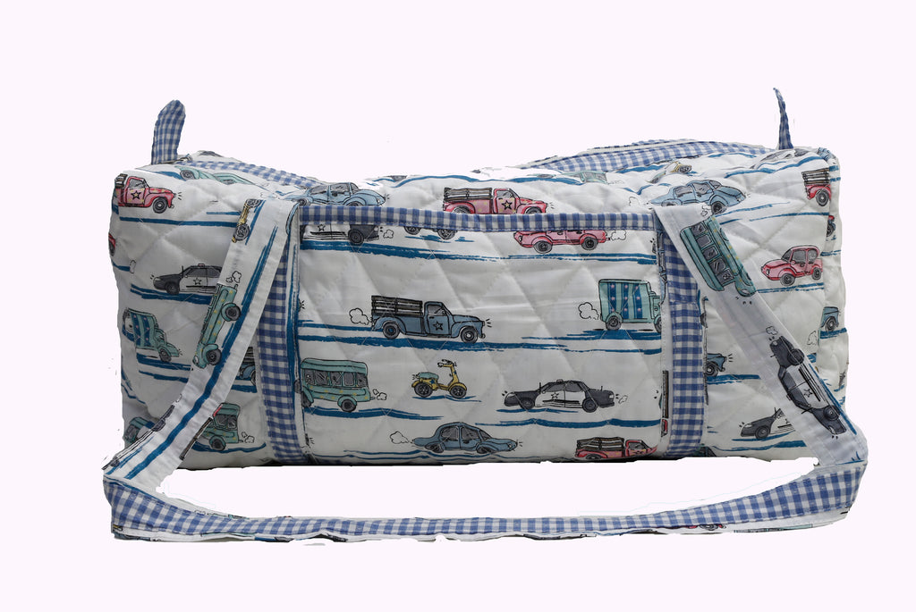Traffic- Travel Bag