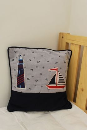 Sailor's - Cushion Cover