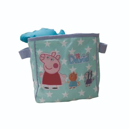 Piggy and friends  - Toy Basket