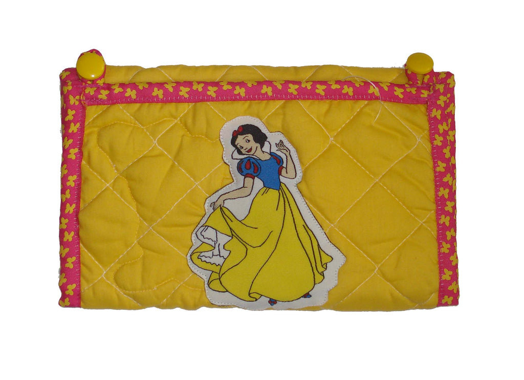 Yellow Princess- Mini Hairclip Organizer