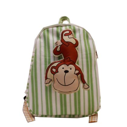 Mischievous monkey- Toddler Bag