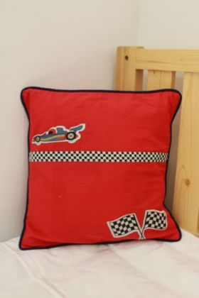 Racer's - Cushion Cover