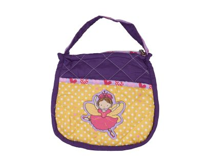 Ballerina - Quilted purse