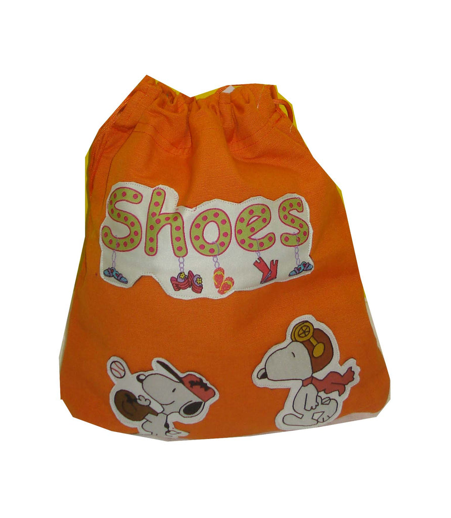 Snoopy- Shoe Bag