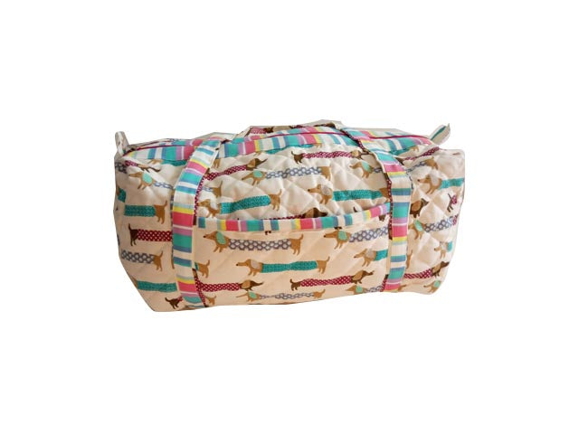 Doggy Love Travel Bag