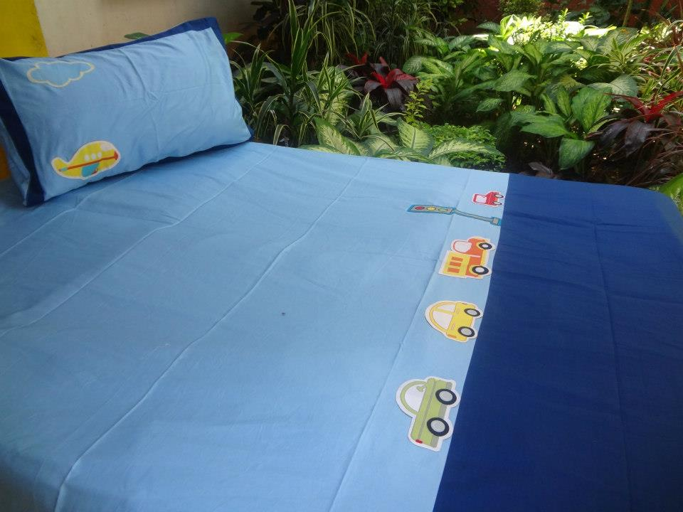 Transport- Double Bed Sheet