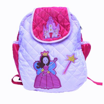 Princess -  Quilted School bag