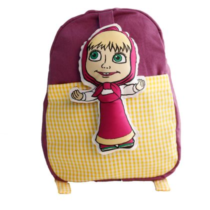 Masha - Toddler Bag