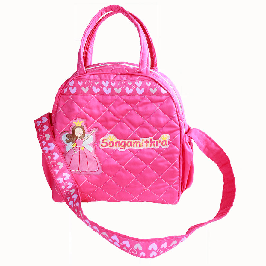 Princess Tiya - Lunch Bag with sling