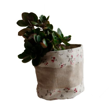 Say it with flowers - Planter Bag