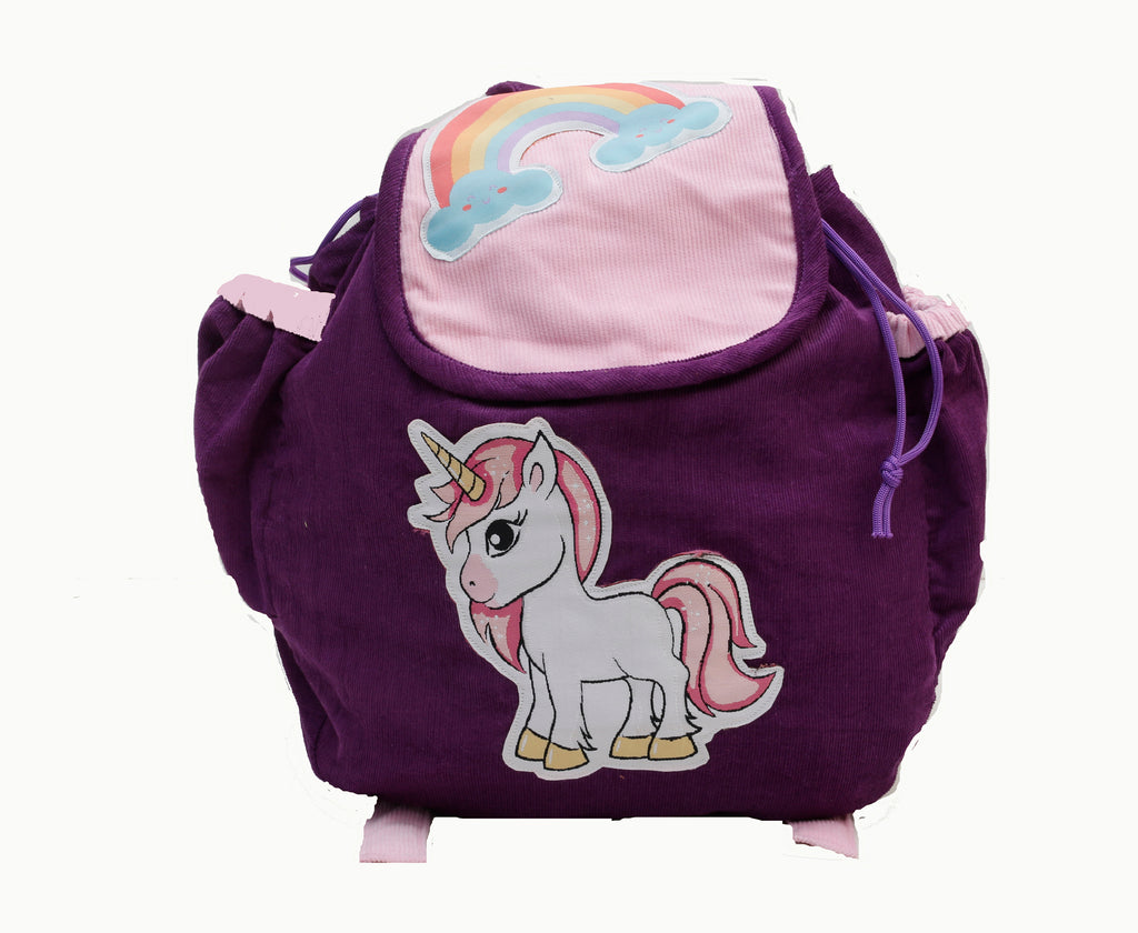 Unicorn magic - Flap Rucksack