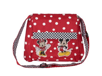Mickey & Mouse - Messenger Bag