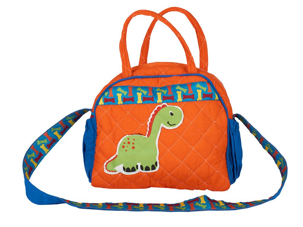 Dino theme - Lunch Bag with sling