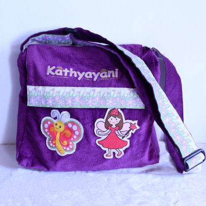 Princess - Messenger Bag