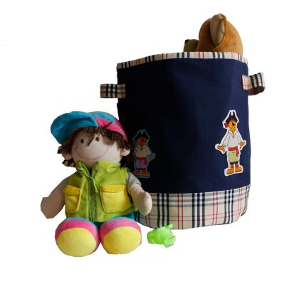Pete the pirate  - Toy Basket