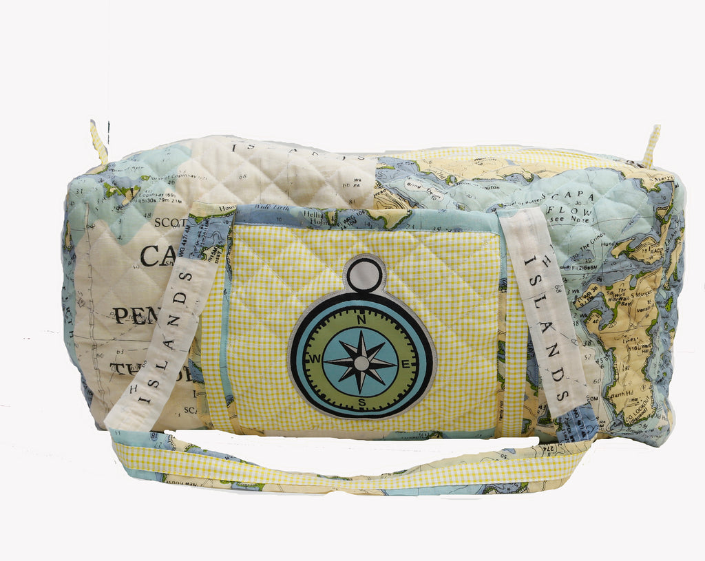 Travel the world- Travel Bag