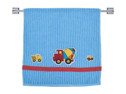 Construction - Bath Towel
