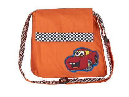 Crazy car- Messenger Bag